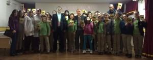 Cemil Meriç Ortaokulu'nda Bican Veysel Yıldız'la Şiir Rüzgarı