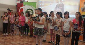 Fındıklı İlkokulu'nda Kitap Yazma Sevinci