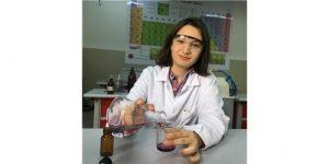 Geleceğin Bilim İnsanı Ceylan, Aziz Sancar'ın izinde